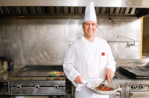 Catering-Industry