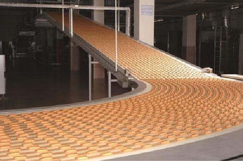 Biscuit-lines