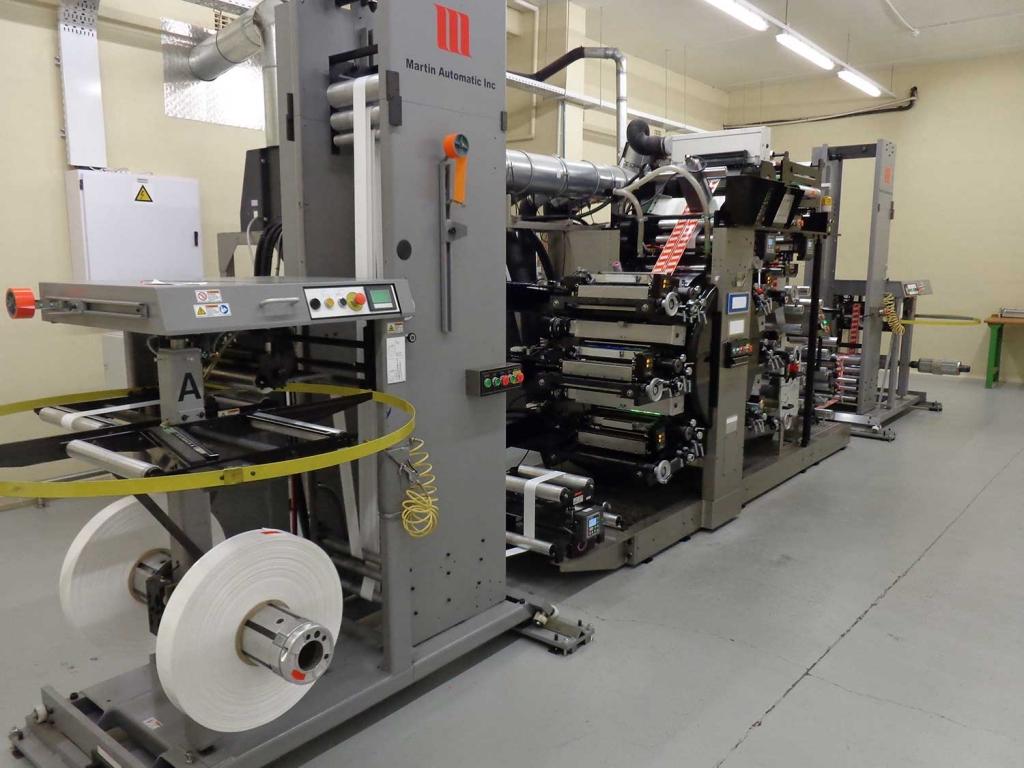 BTE Printing Machine